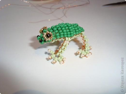Ещё один МК для новичков и любителей бисерных миниатюр. фото 27