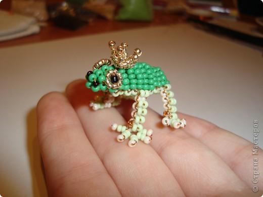 Ещё один МК для новичков и любителей бисерных миниатюр. фото 32