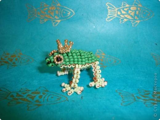 Ещё один МК для новичков и любителей бисерных миниатюр. фото 1