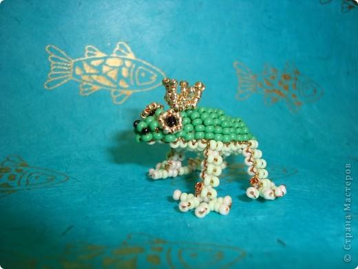 Ещё один МК для новичков и любителей бисерных миниатюр. фото 2