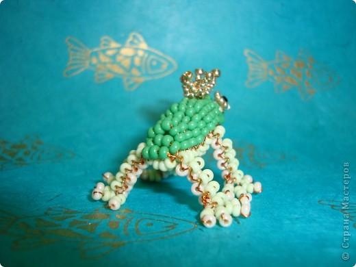 Ещё один МК для новичков и любителей бисерных миниатюр. фото 4