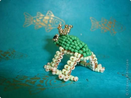 Ещё один МК для новичков и любителей бисерных миниатюр. фото 5