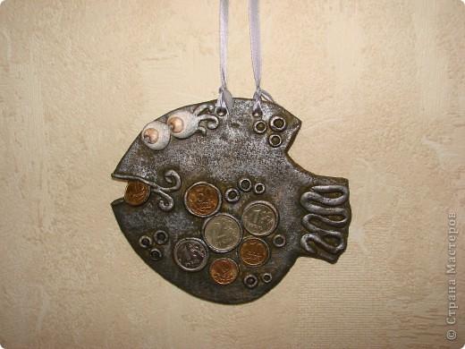 Моя идея. Рыба-джинса. Дырчатая))))) фото 4