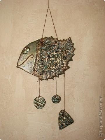 Моя идея. Рыба-джинса. Дырчатая))))) фото 7