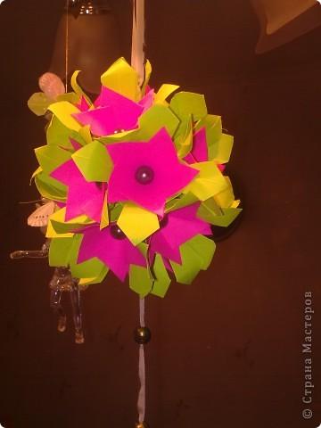 Первый раз делала розы, очень понравилось! Такой от меня был подарок маме на 8 Марта! фото 7
