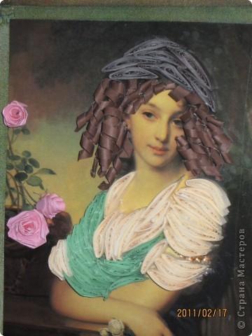 Картина на стену в приблежённом виде фото 1