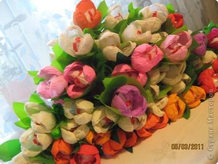Заготовка цветов. фото 1