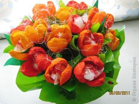 Заготовка цветов. фото 3