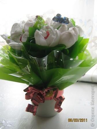 Заготовка цветов. фото 4