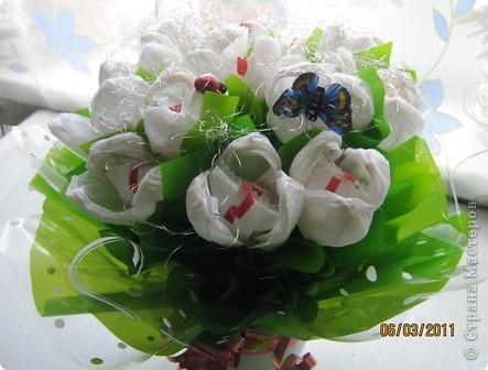 Заготовка цветов. фото 5