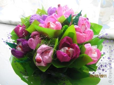 Заготовка цветов. фото 7