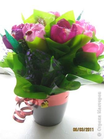 Заготовка цветов. фото 6