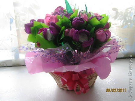 Заготовка цветов. фото 8