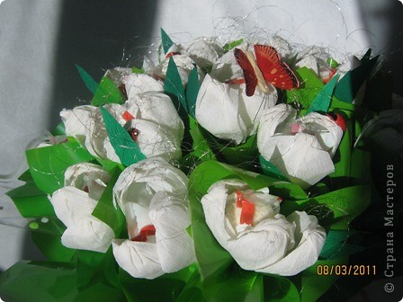 Заготовка цветов. фото 16