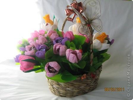 Заготовка цветов. фото 13