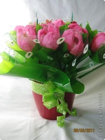 Заготовка цветов. фото 9