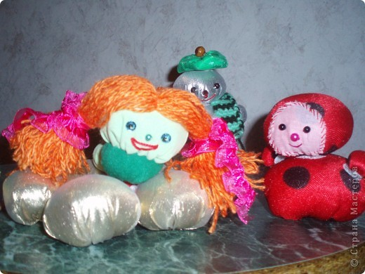 Фантазии из шариков фото 1