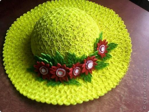 Как сделать шляпку выкройки шляп Hand-made 30