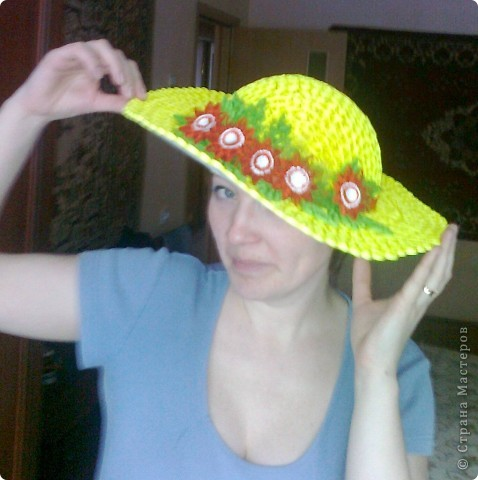Шляпа фото 3