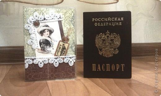 Обложечки на паспорт фото 1