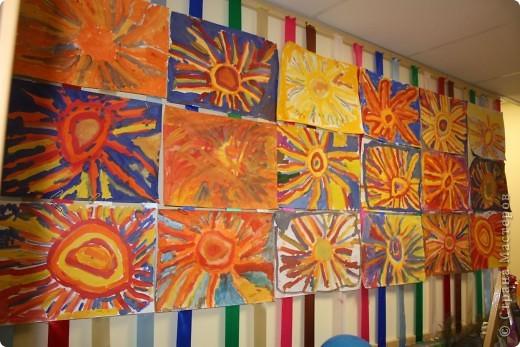 солнце -символ масленицы фото 2