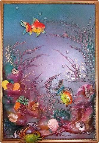Морское дно. фото 1