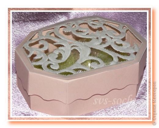 Коробочка для маленького подарочка фото 4
