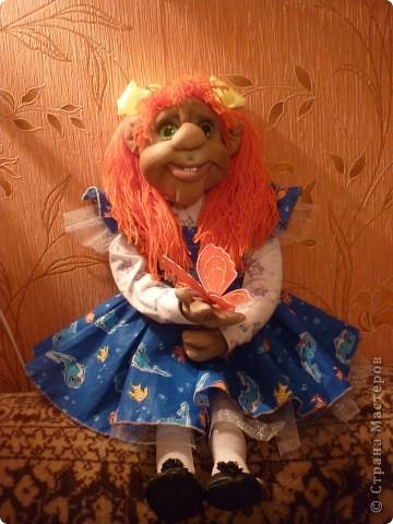 Кукла Люся фото 1