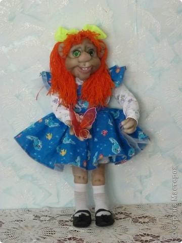 Кукла Люся фото 2