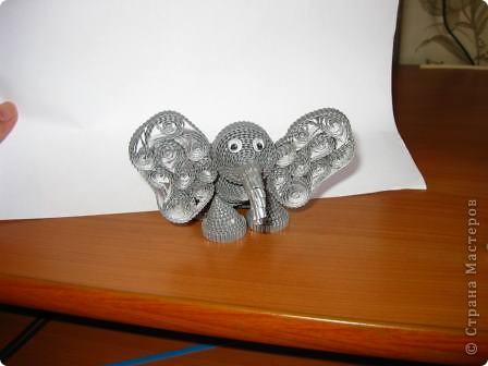 вот повторюшка розового слона (не наю как делать ссылку на автора, извините) фото 1