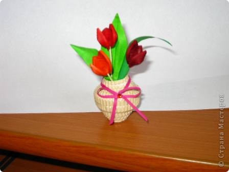 вот делала для свекрови на 8 марта, теперь еще надо для мамы))) фото 3