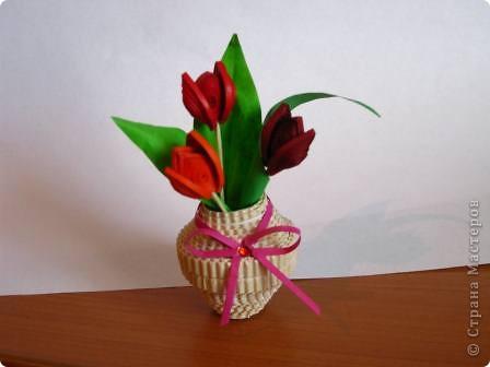 вот делала для свекрови на 8 марта, теперь еще надо для мамы))) фото 4
