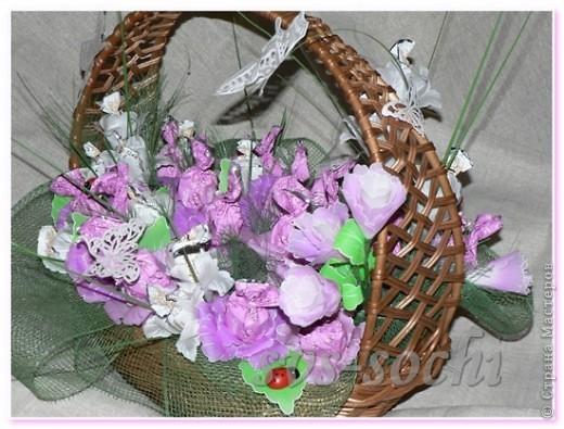 Сладкий букет Пергамано фото 1