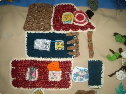 развивающий коврик (времена года) фото 3