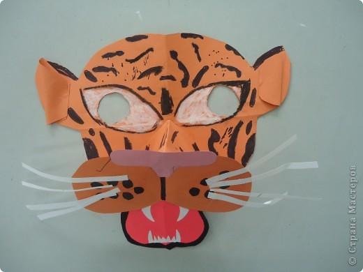 """Моделирование - Эйне стойте слишком близко Маски тигра """" Поиск мастер классов, поделок своими руками и рукоделия на SearchMaster"""
