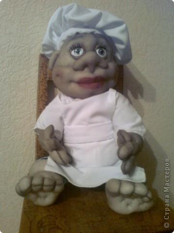 Добрый поваренок, зовут его Игнат, он у меня умница. фото 1