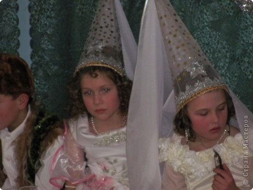 Новый год 2011.Костюмы Звездных Фей  фото 1