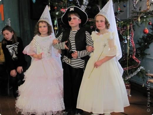 Новый год 2011.Костюмы Звездных Фей  фото 5