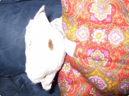 вот такие детские подушки-пижамницы получились... фото 3