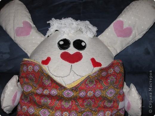 вот такие детские подушки-пижамницы получились... фото 6