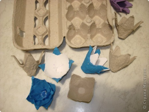 Мастер-класс Пасха Плетение ПАСХАЛЬНОЕ СОЛНЫШКО ---подставка под пасхальные яйца и кулич Бумага газетная фото 5