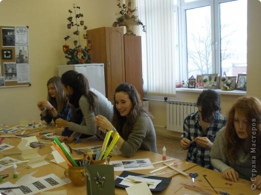 В нашей школе по программе обмена учениками гостили школьники из Франции. Жили в семьях. Ходили на уроки.  фото 2