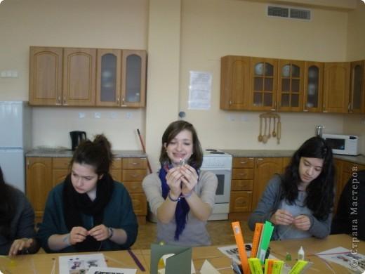 В нашей школе по программе обмена учениками гостили школьники из Франции. Жили в семьях. Ходили на уроки.  фото 3
