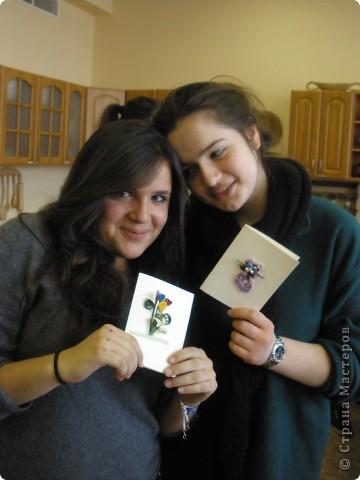 В нашей школе по программе обмена учениками гостили школьники из Франции. Жили в семьях. Ходили на уроки.  фото 5