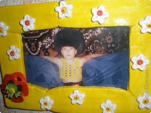 моя первая рамочка и девочка фото 4