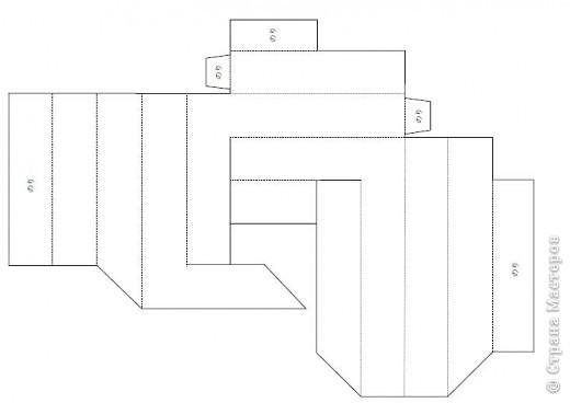 Треугольник Пенроуза. Известная фигура которой не может быть. Но вот она красуется на моем столе =) фото 6