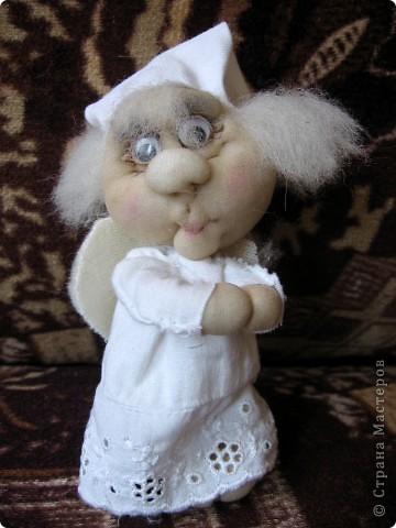 Ангелочки по МК Ликмы фото 2