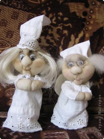Ангелочки по МК Ликмы фото 1