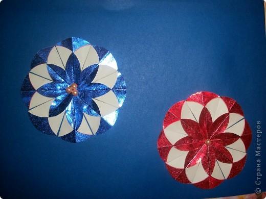 Спасибо вот этому МК http://stranamasterov.ru/node/97059 и вот такие замечательные цветочки у меня получились=) фото 1