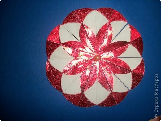 Спасибо вот этому МК http://stranamasterov.ru/node/97059 и вот такие замечательные цветочки у меня получились=) фото 2